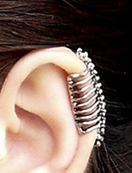 Feminino Punhos da orelha bijuterias Liga Caveira Jóias Para Festa Diário Casual