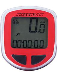 Cronômetro sem fio MYSENLAN com indicação de temperatura Função