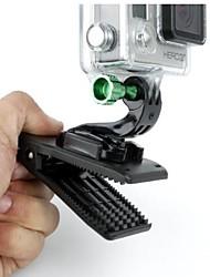 Attaccare Veloce clip w / J Buckle per GoPro HD Hero Cam (BK)