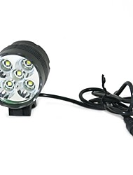 Lights Headlamps / Bike Lights 3000-4000 Lumens Mode Cree XM-L T6 18650 Rechargeable / Impact Resistant / Strike Bezel