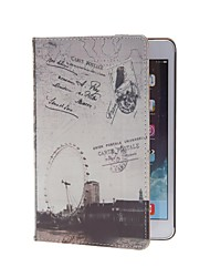 Kinston Postmark Ferris Wheel Case for iPad mini 3, iPad mini 2, iPad mini