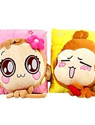 LeGou 35cm Yoyo&Cici Lovely Stuffed Pillow(Assorted Colors)