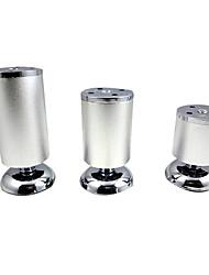 En alliage d'aluminium de 80mm Cabinet Patte de table