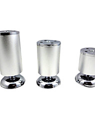 120 milímetros de gabinete de liga de alumínio Perna Tabela
