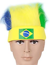 2014 Brasil Copa do Mundo! Brasil Fãs Cosplay Headband