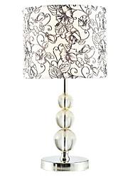 Lâmpadas de mesa, 1 Luz, estilo europeu simples cristal Artístico aço inoxidável chapeamento