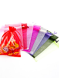 12 Piece/Set Favor Holder-Creative Organza Favor Bags Non-personalised