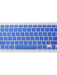 "13,3 ""Cover Teclado Macbook Air (azul)"