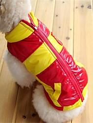Racing Cool Manteaux pour chiens Animaux (couleurs assorties, Tailles)