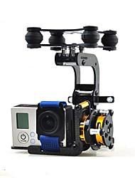 Brushless Camera Gimbal for Gopro Hero 3 DJI Phantom with Motors Controller PTZ
