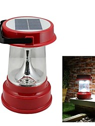 4-LED Solar Camping Laterne Emergency Light Outdoor-KURSE