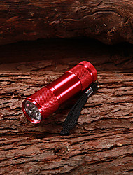 LED Flashlights/Torch / Handheld Flashlights/Torch LED 1 Mode 120 LumensWaterproof / Rechargeable / Super Light / Compact Size / Small