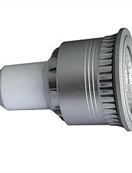 Faretti 1 COB GU10 5 W Intensità regolabile 450LM LM 6000-6500K K Bianco AC 100-240 V