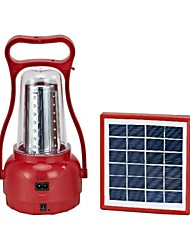35-LED Solar Camping Lantern  Emergency Light