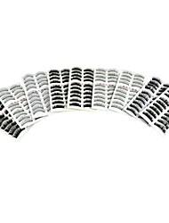 90 paires de faux cils style 9 Faux Cils 8423