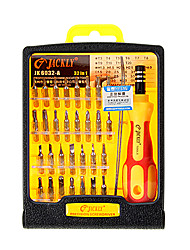 Mega 32-Piece Set All-in-One Herramientas de bricolaje y destornilladores