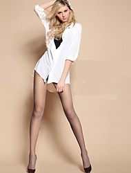 Women Thin Pantyhose , Nylon/Spandex/Core Spun Yarn
