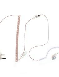 K08  Professional Walkie Talkie Universal Headphone Headsets K Head Single Ear Headset