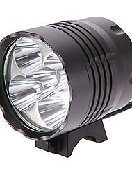 Lampes Torches LED / Lampes de poche LED 3 Mode 4000 Lumens Cree XM-L2 T6 18650 Multifonction - Autres Alliage d'aluminium