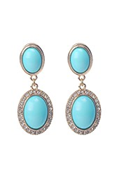 JANE STONE New Arrival Inexpensive  Cute Stainless Earrings for Women