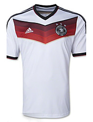 2014 World Cup World Cup Jerseys Germany Home Game White (Climacool)