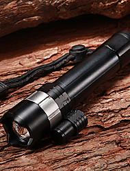 Foco ajustável M8007 3-Mode 2xCree XP-E R2 lanterna LED (1x18650, 800LM)