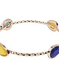 JANE STONE Mooie Kleurrijke armband voor Vrouwen