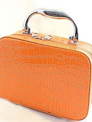Women'sThe Crocodile Grain Cosmetic Bag WPH-zl021