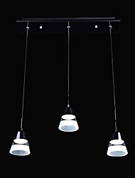 LED 8W 3 pendentif lumière