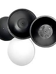 EAS РФ Гольф Gard Gag диаметр 63мм 8,2 МГц Одежда охранной сигнализации тегов для розничного магазина Черного 500PCS