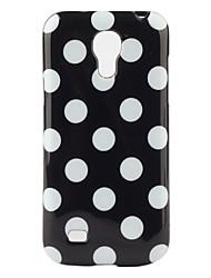 TPU Soft Case onde de points pour Samsung Galaxy S4 Mini I9190