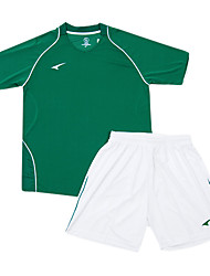 Kid's Soccer Suits(Green & White)