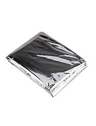 Выживание чрезвычайных одеяло Тепловая сумка 140x220cm-серебро