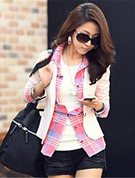 Frauen New Fashion Short Blazer