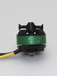 X-TEAM XTO-1704 RC Airplanes & Multirotor Outrunner Brushless Motor 2200-2600KV