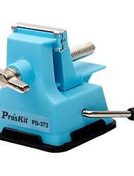 Pro'skit PD-372 Mini Torno (Jaw 25 milímetros de abertura)