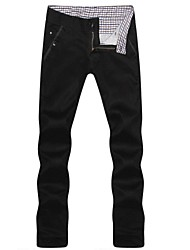 Pantalons Mode Slim Hommes