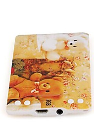 Orso - Lettore MP3 Style Slim Card con stampa del fumetto (2GB)