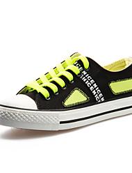 Denim Women's Low Heel Comfort Fashion Sneakers Shoes(More Colors)
