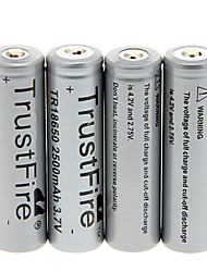 TrustFire 2500 mAh 18650 (4 piezas)