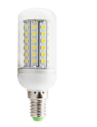 12W E14 LED лампы типа Корн T 102 SMD 2835 750 lm Холодный белый Декоративная AC 220-240 V