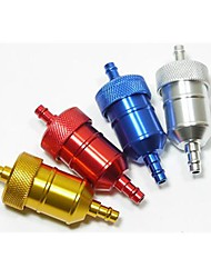 1 PCS CNC ATV Engine Parts Aluminum Fuel Filter for Dirt Pit Pocket Bike Motocross Oil Filter