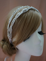 Women's Rhinestone Headpiece-Wedding / Special Occasion Headbands
