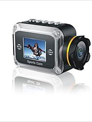Tragbare HD 1080P Wifi Action-Sport-Kamera-Camcorder-Kamera, 20 m Breite 10 m wasserdicht Sport Outdoor DV
