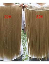 Nella clip di estensione dei capelli di vendita calda Clips Colour Colorful Bar Extension capelli all'ingrosso ragazza Top Quanlity