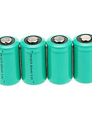 TR 15270 600mAh Batterie (4pcs)