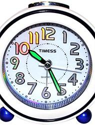 Timess™  Laser Blue Light SNOOZE Mute Alarm Clock