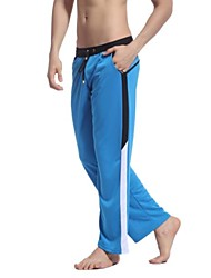 Mode für Männer Kausal Sport Hosen Herren Lose Bequeme Lauf Long Pants Man 100% Polyester Fast Dry Jogginghose