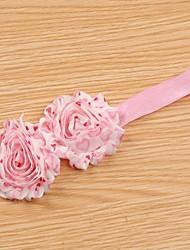 Children's Toddlers Girls Chic Flower Design Elastic Hairband Headband Hair Decor