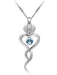 Xingzi Women's Swarovski Austria Crystal Necklace 2109